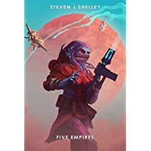 Five Empires: An Epic Space Opera (English Edition)