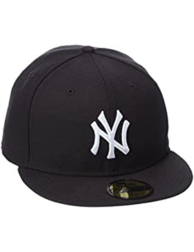 New Era Herren Baseball Cap Mütze MLB Basic NY Yankees 59 Fifty Fitted