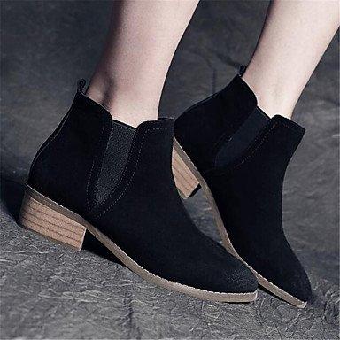 Sandales femmes Confort d'été occasionnels de PU talon plat Or Blanc Noir Black