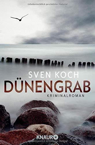 Dünengrab: Kriminalroman (Ein Fall für Femke Folkmer und Tjark Wolf, Band 1)