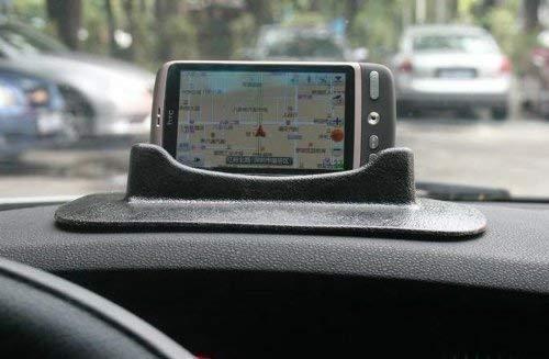 eGadget - Soporte adhesivo de salpicadero de coche para navegador GPS y teléfono móvil