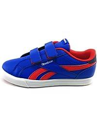 Reebok Comp 2L Alt, Zapatillas de Deporte para Niños, Azul (Collegiate Royal/Primal Red/Collegiate N 000), 31.5 EU