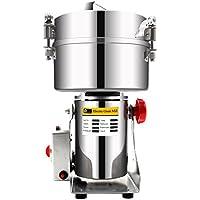 molino de grano molinillo de hierbas 2000g super fine grain powder machine electric grain grinder mill Cereal herb spice Grinder for Corn soybean wheat spices