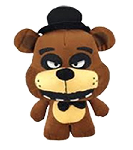 Five Nights At Freddys - Freddy Fazbear Nightmare Plush - 26cm 10""