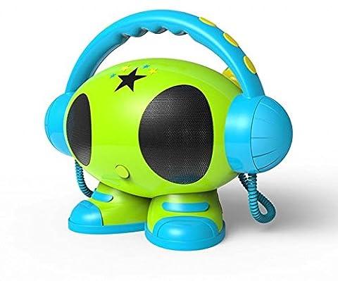 BigBen MP3 Karaoke Roboter, 1024MB,