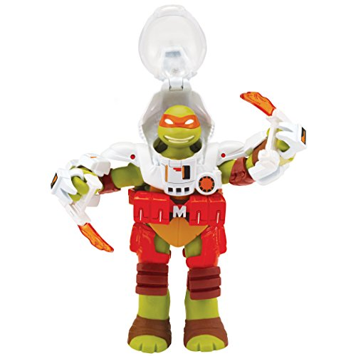 Turtles Michelangelo Weltraumreisender - Teenage Mutant Ninja Turtles Figur - Michelangelo Space Traveler - Turtle Ninja Michelangelo