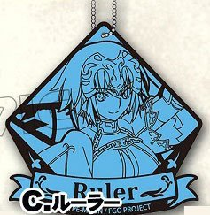 Fate / Grand Order rubber coaster Ruler New From Japan Yuna Kingdom Hearts