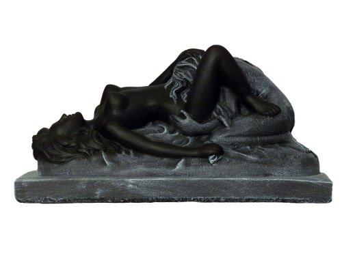 Dekofigur weiblicher Frauen-Akt – erotische Frauenfigur als Deko – schöne Frauen Statue