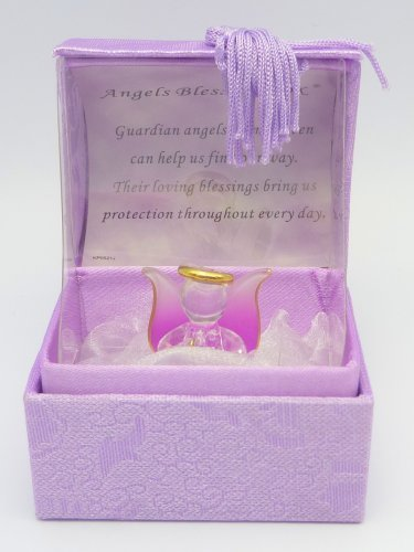 Angel Blessing in a Box with Angel Blessing + Prayer Card by Catholic Gift Shop Ltd - La Angels Gift Box