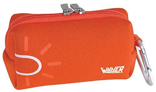 Winner W481Tasche für Camcorder Win 3800, Orange Camcorder-tasche