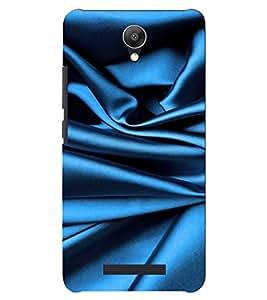 PrintVisa Silky Satin Cloth Design 3D Hard Polycarbonate Designer Back Case Cover for Xiaomi Redmi Note 2