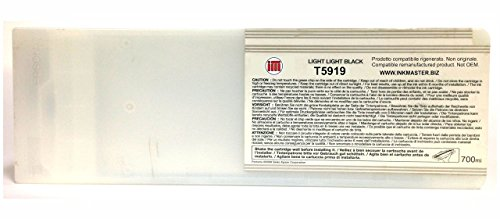 INK MASTER - Compatible Cartridge EPSON T5919 Light Light Black for Epson Stylus Pro 11880 - 11880 Light