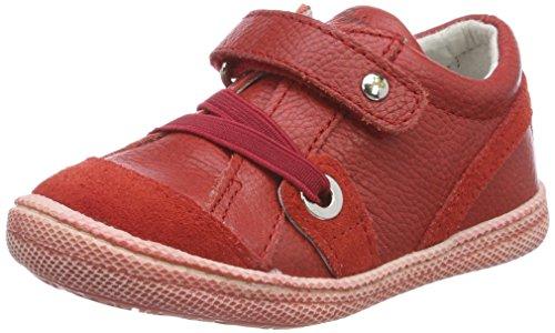 Primigi Mädchen PTF 14324 Hohe Sneaker, Rosso (Rosso), 30 EU (Rot Mädchen Sneakers)
