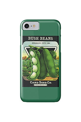 bush-beans-seed-packet-iphone-7-cell-phone-case-slim-barely-there