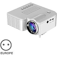 Hrph Portátil UC28 PRO HDMI Mini Proyector LED Home Cinema Theater AV VGA USB