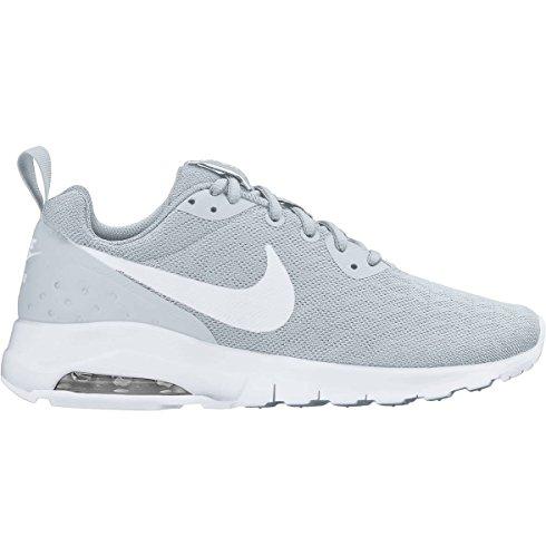 Nike Wmns Air Max Motion Lw, Entraînement de course femme Blanc Cassé - Blanco (Pure Platinum / White)