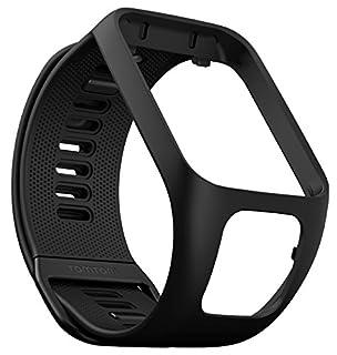 TomTom - Bracelet pour Montre TomTom RUNNER 3, SPARK 3, RUNNER 2 & SPARK - Taille Fin - Noir (B01K4BXEDY) | Amazon price tracker / tracking, Amazon price history charts, Amazon price watches, Amazon price drop alerts