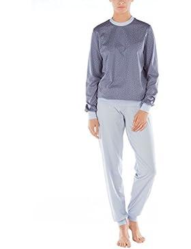 Calida Torino Pyjama Bündchen, Pigiama Donna