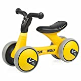 Billy Kinder Laufrad Gelb 20kg Kinderlaufrad Lernlaufrad Lernrad Lauflernrad