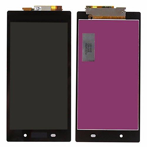 ixuan für Sony Xperia Z Ultra XL39h XL39 C6802 C6806 LCD Display Schwarz Touchscreen Bildschirm Digitizer Glas Assembly ( ohne Rahmen ) Ersatzteile
