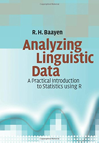 Analyzing Linguistic Data Paperback: A Practical Introduction to Statistics Using R por Baayen
