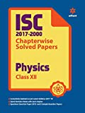 ISC Chapterwise Solved Papers Physics for Class 12
