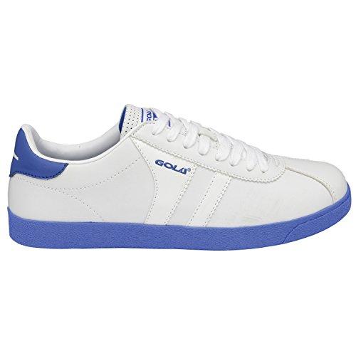 Gola - Amhurst, Scarpe outdoor multisport Uomo White/Reflex Blue