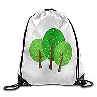 NiPapack Sport Bag (3 Cartoon Tree)
