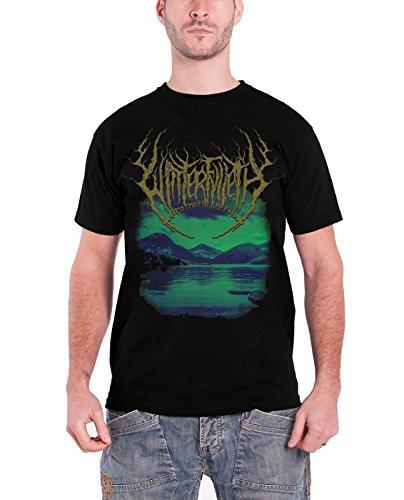 winterfylleth una divinazione di antichità ufficiale da uomo nero t shirt Black XL