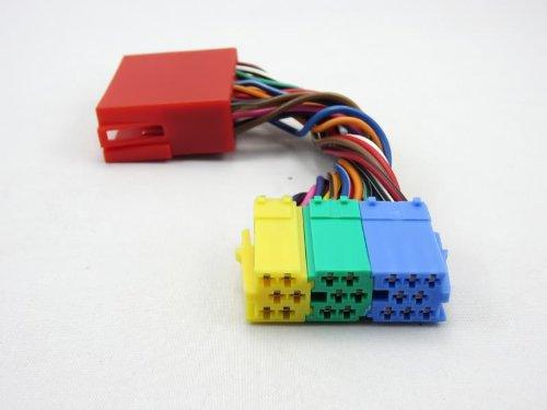 Yatour - Adattatore interfaccia MP3 USB SD AUX, con kit