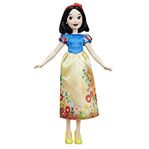 Disney Princess-E0275ES2 Blancanieves Brillo Real, Hasbro E0275ES2
