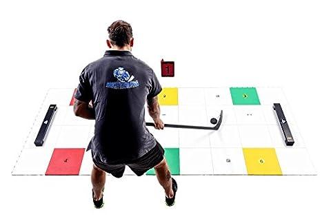Hockey Révolution Professional Entraînement Flooring Tile–My Puzzle Système Pro