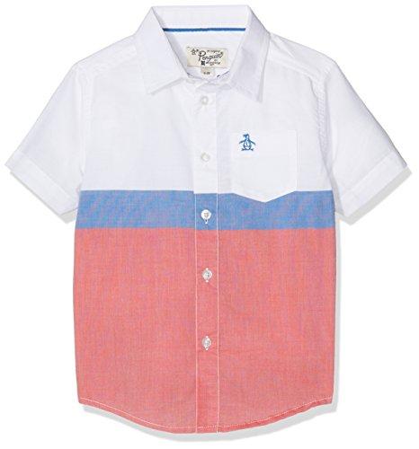 original-penguin-engineered-camisa-para-ninas-pink-samba-bright-2-3-anos