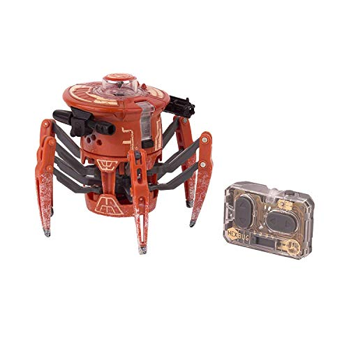 HEXBUG 409-5062- Battle Ground Spider 2.0, Elektronisches Spielzeug