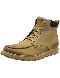 Homme Bottes Imperméables, Madson Chukka Waterproof, Noir/Blanc, Taille: 48Sorel
