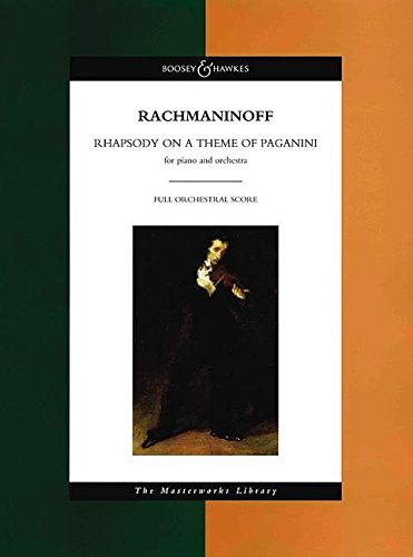 Rhapsody on a Theme of Paganini, Op. 43: The Masterworks Library