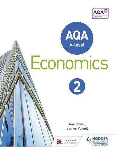 Used, AQA A-level Economics Book 2 for sale  Delivered anywhere in UK