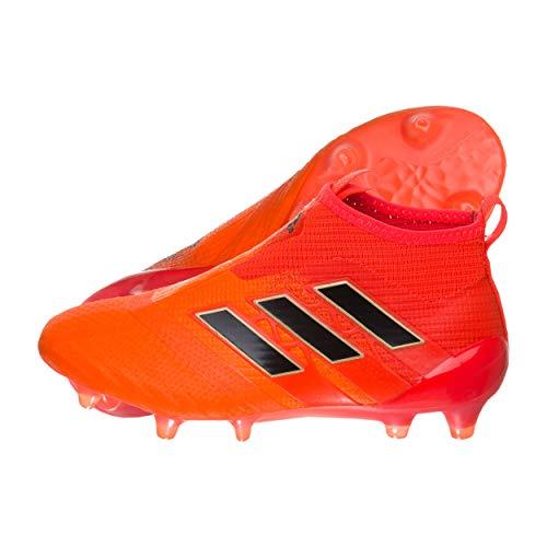 adidas Unisex-Kinder ACE 17+ PURECONTROL FG J Turnschuhe, Orange (Narsol/Negbas/Rot), 36 2/3 EU