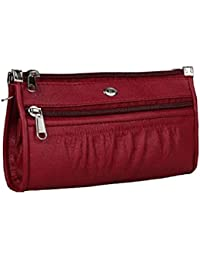 Kavi's PU Leather Stylish Wallet/Clutch/Purse for Women & Girls