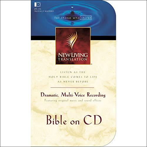 Bible on CD NLT (Audio Bible-nlt)