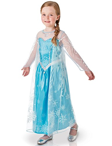 Disney I-630034S Disfraz de luxe-Elsa-talla S