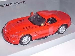 dodge viper srt 10 srt10 rot mondo motors 1 24 motor max. Black Bedroom Furniture Sets. Home Design Ideas