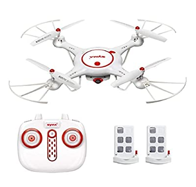 Spatial Element Syma X5UC RC Quadcopter Aerial Drone 2.4G 4CH 6-Axis Gyroscope With 2MP HD Camera One-Button Return Helicopter