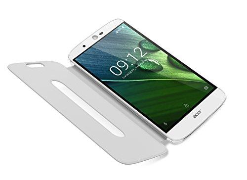 Acer Liquid Zest Plus LTE Dual Micro-SIM Smartphone (14 cm (5,5 Zoll) Display, 16GB Speicher, Android 6.0) weiß - 15
