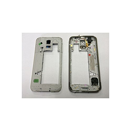 FRAME CORNICE LATERALE MIDDLE FRAME TELAIO CENTRALE PER SAMSUNG GALAXY S5 i9600 G900 G900F