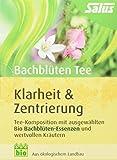 Salus Bachblüten Tee Klarheit und Zentrierung Bio 15 FB, 1 Pack (1 x 30 g)