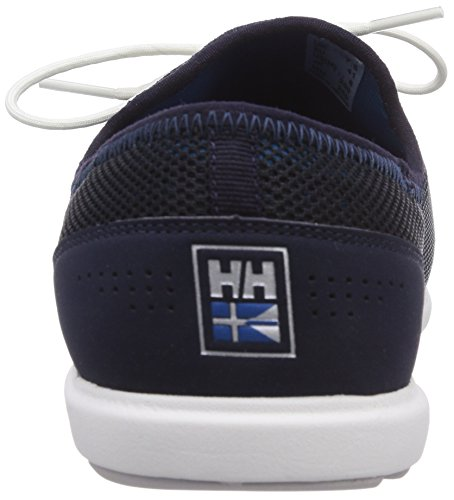Helly Hansen Herren Trysail Turnschuhe Blau (287 Prussian Blue / Navy / Off)