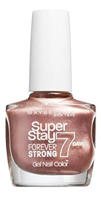 Maybelline SuperStay 7 Days Gel 19 Golden Brown Nail Color 10 ml from Maybelline