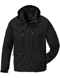 Pinewood Outdoorjacke Corsica Extrem - Cortavientos para hombre, color negro, talla 2XL