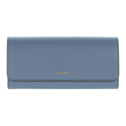 Furla, Portafogli Blu Blu 19,5cm